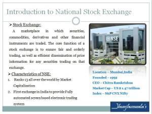 National Stock Exchange , JhunjhunwalasFinance